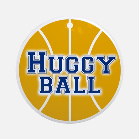 Huggy Ball Ornament (Round)