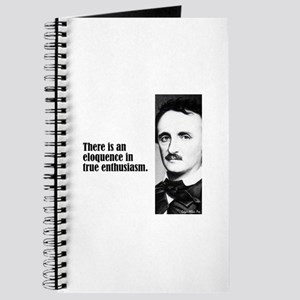"""Poe """"Elequence"""" Journal"""