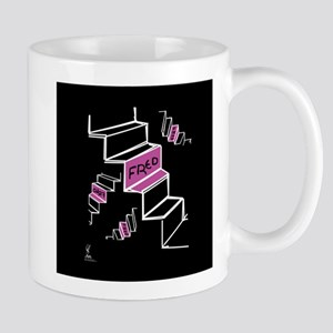 """""""In The Abstract"""" Mugs"""