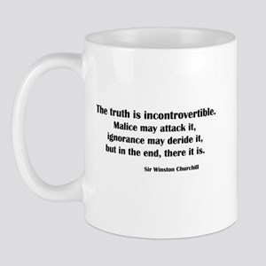 Churchill's Truth Mug
