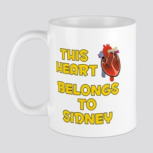 This Heart: Sidney (A) Mug