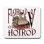 FLATHEAD V8 Mousepad