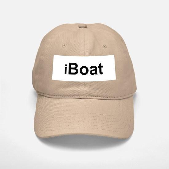 iBoat Baseball Baseball Cap
