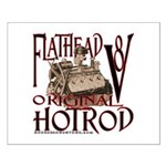 FLATHEAD V8 Small Poster
