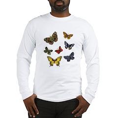 Butterfly 9 Long Sleeve T-Shirt
