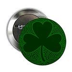 "Clover 2.25"" Button (10 pack)"