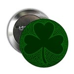 "Clover 2.25"" Button (100 pack)"