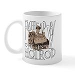 FLATHEAD V8 WHITE Mug