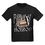FLATHEAD V8 WHITE Kids Dark T-Shirt