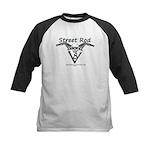 STREETROD V8 Kids Baseball Jersey