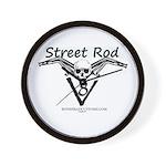 STREETROD V8 Wall Clock