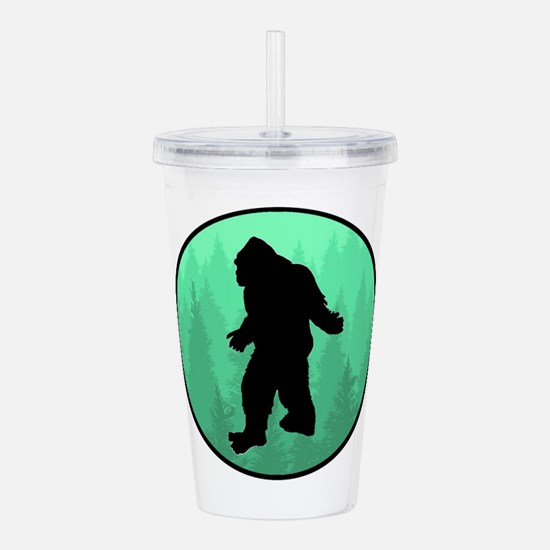 FOREST PURE Acrylic Double-wall Tumbler