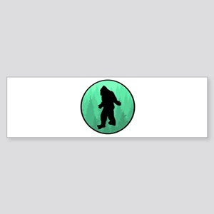 FOREST PURE Bumper Sticker