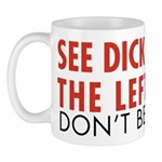 See Dick Mug