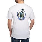 BorisX Fitted T-Shirt