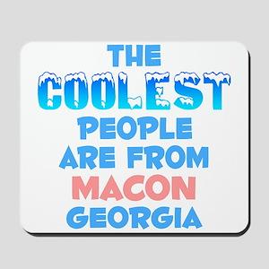 Coolest: Macon, GA Mousepad