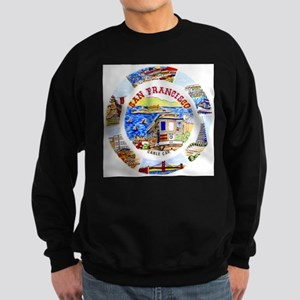 Vintage San Francisco Souvenir Graphic Sweatshirt