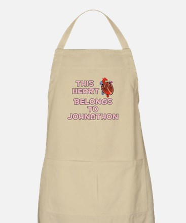 This Heart: Johnathon (C) BBQ Apron