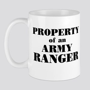 Property of an Army Ranger Mug