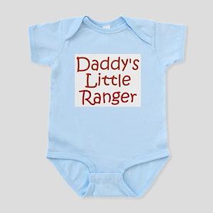 Daddy's Little Ranger Infant Creeper