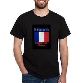 Champs-sur-Marne France T-Shirt