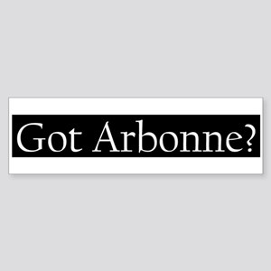 Arbonne Bumper Sticker