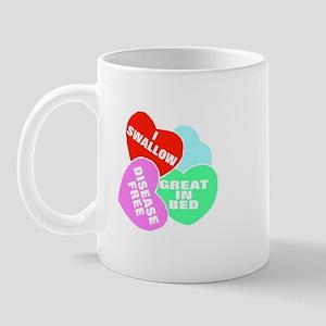NAUGHTY HEARTS Mug