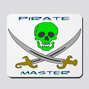 Pirate Master Mousepad