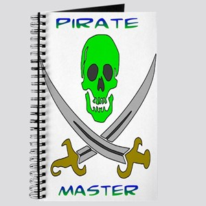 Pirate Master Journal