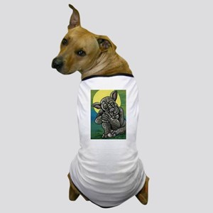 Sleepy Dog Gargoyle Dog T-Shirt