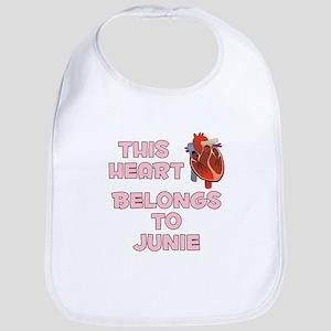 This Heart: Junie (C) Bib