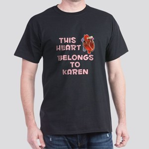This Heart: Karen (C) Dark T-Shirt