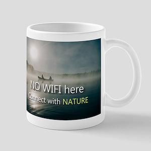 NO WIFI on the Lake Mugs
