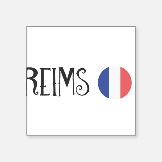 Reims Sticker