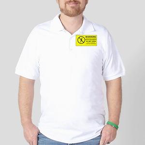Static Cling Golf Shirt