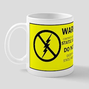 Static Cling Mug