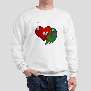 Love Maximilian Pionus Sweatshirt