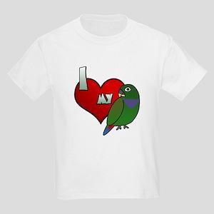 Love Maximilian Pionus Kids Light T-Shirt