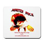 Monster Pike Mousepad