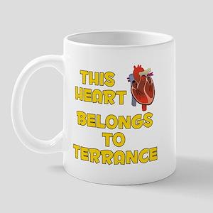 This Heart: Terrance (A) Mug