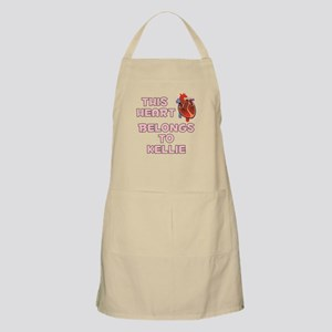 This Heart: Kellie (C) BBQ Apron