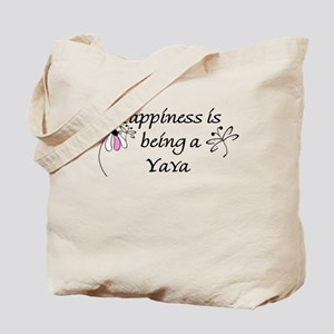Happiness Is YaYa Tote Bag