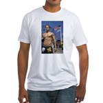 All-American Man Fitted T-Shirt