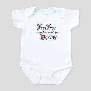 YiaYia  Love  Infant Bodysuit