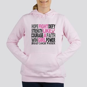Licensed Fight Like a Girl 23.4 Sweatshirt