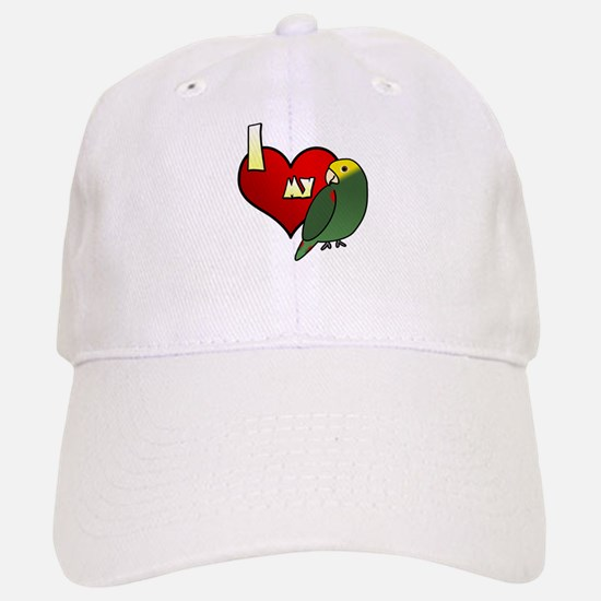 Love Yellow Headed Amazon Hat