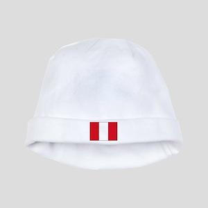Peruvian Flag Peru Baby Hat