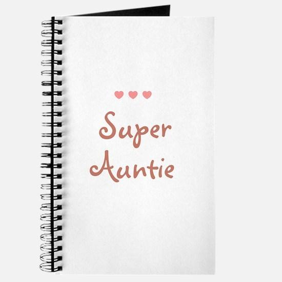Super Auntie Journal