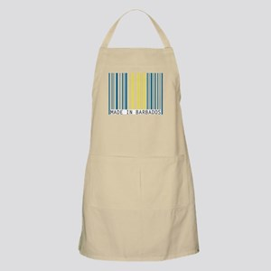 made in barbados BBQ Apron