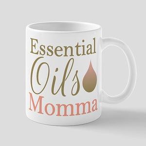 EO Momma gold 11 oz Ceramic Mug